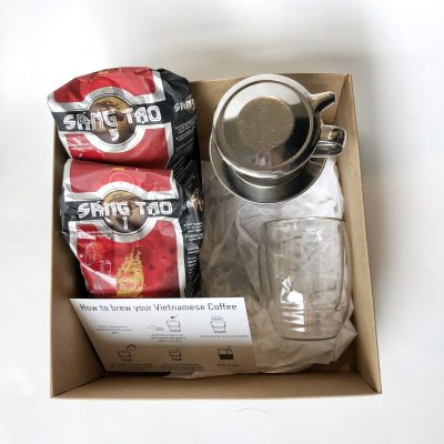 Vietnamese coffee gift pack nz