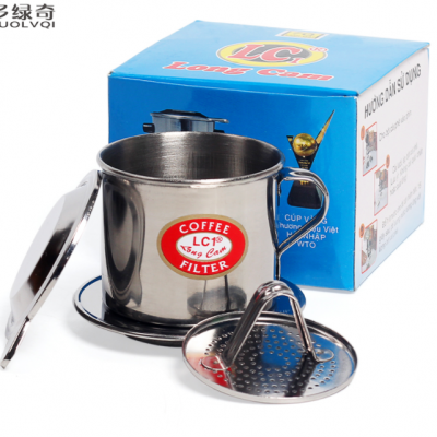 Phin filter for brewing Vietnamese Coffee